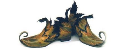 Ultimate Faery shoes from Pendragon