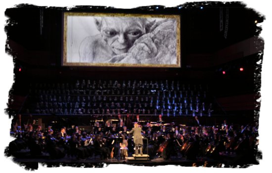 The Lord of the Rings Symphony in Iceland ©vcsinden2012