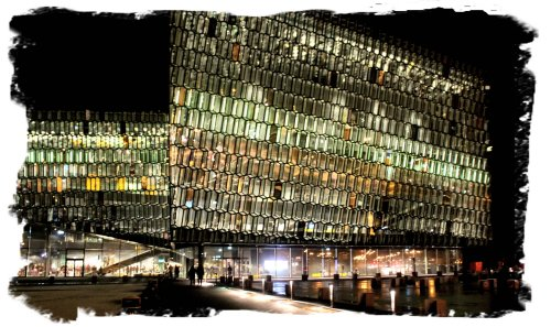 Harpa Concert Hall - home of The Icelandic Symphony Orchestra ©vcsinden2012