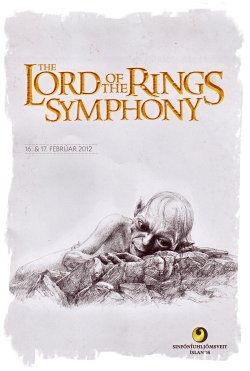 Lord of the Rings Symphony - Harpa Concert Hall - Iceland