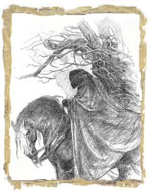 Black Rider by John Howe