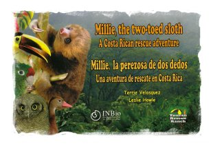 'Millie, the two-toed sloth'