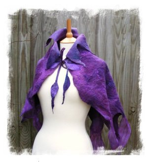 Elfin Cape by Angela Shannon on Etsy