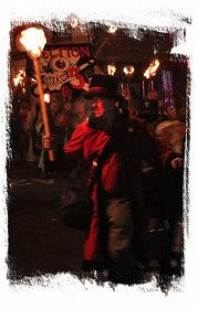 Rye Bonfire Society, Sussex 2014 ©vcsinden2014