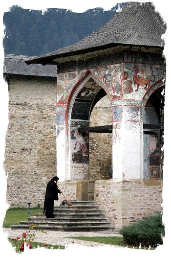 Painted Monasteries of Romania - Sucevita ©vcsinden2016