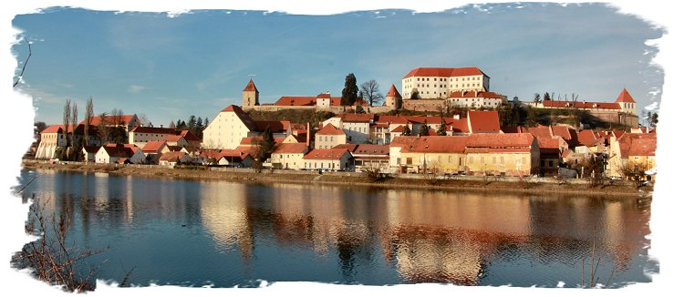Ptuj on the River Drava, Slovenia ©vcsinden2017