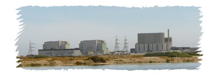 Kent. Dungeness Nuclear power station. A place of danger to all magics, fairies, dragons and eco warriors alike!