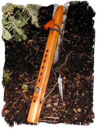 Alder Flute from Thomas Richardson Music
