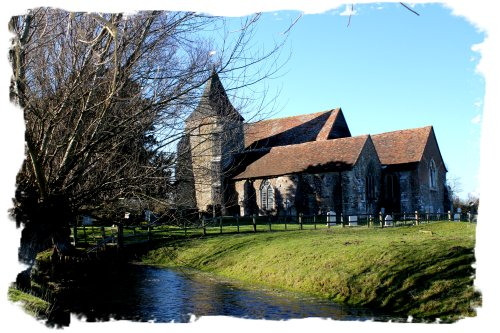Romney Marsh Churches - St. Clements
