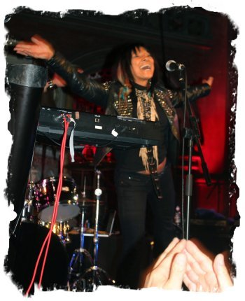 Buffy Sainte Marie - live at the Islington Chapel, London - June 2011