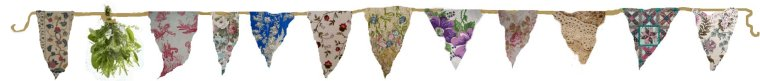 eco-enchantments ancient bunting