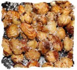 Hazelnuts, snack from Eco Enchantments