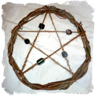 Threading the pentacle