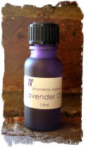 Lavender Oil from Downderry Nursery