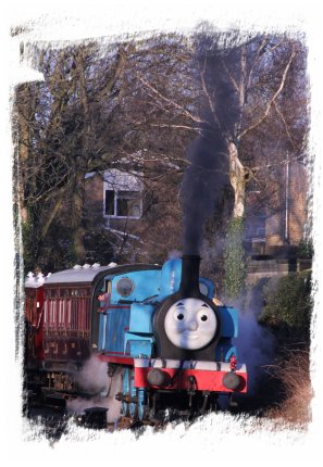 Northiam station - Thomas the Tank Engine steam special  ©vcsinden2015