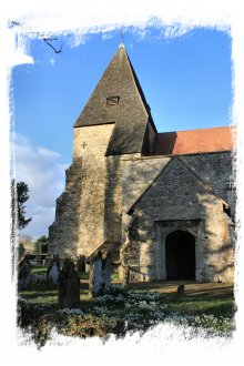 St Mary's Church, Hunton, Kent  ©vcsinden2012