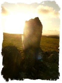 Donegal - standing stone