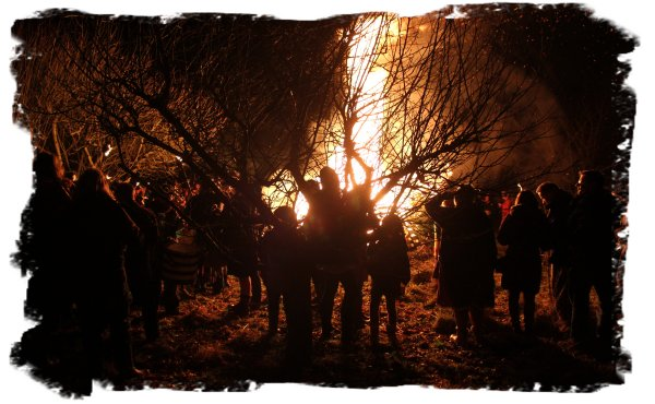Wassail - Lewes 2011
